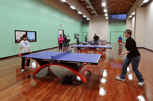 Exceptionnel Rental. A Portion Of The Westchester Table Tennis ...