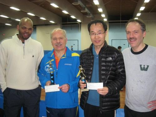 Over 40 — Daniel Green, Yong Hyeon Kim