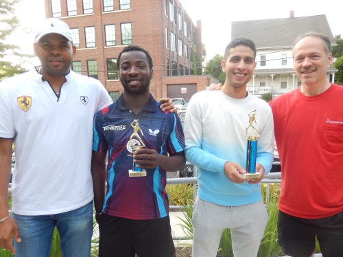 August 26-27, 2017, Tournament Results & Photos [Westchester